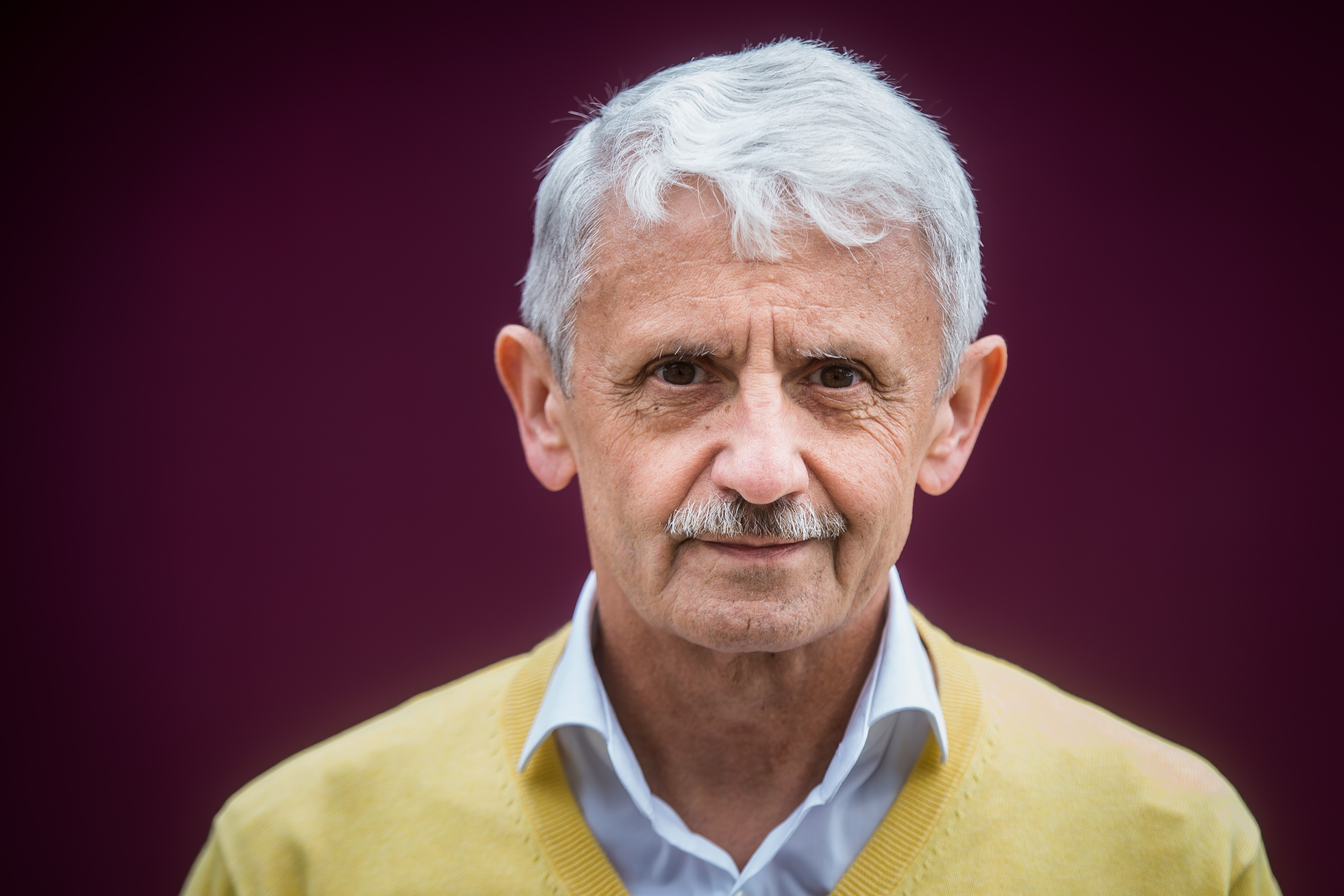 Mikuláš Dzurinda egykori szlovák miniszterelnök. Foto N – Vladimír Šimíček