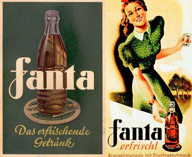 Így született meg a Fanta. Kép forrása: timeline.com